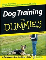 Dog Training For Dummies (J. Volhard) image