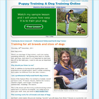 Dove Cresswell's Dog Training Guide image